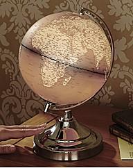 Globe Touch Lamp