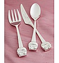 Childs Cutlery Set Personalised