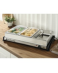 Buffet Server and Plate Warmer