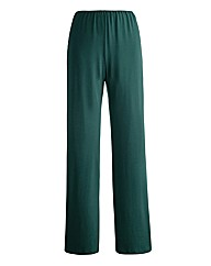 Jersey Palazzo Trousers 27 Inch