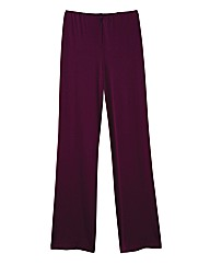 Jersey Palazzo Trousers 31 Inch