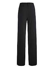 Jersey Palazzo Trousers 29 Inch