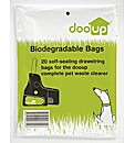 Dooup Biodegradable Bags Pack 40