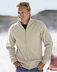 Southbay Zipper Cardigan Long Length