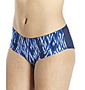 Simply Yours Blue Print Knickers