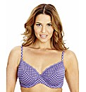 Shapely Figures Pack of 2 Plunge Bras