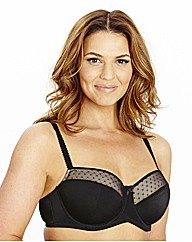 Shapely Figures Underwired Balcony Bras