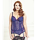 Splendour Underwired Plunge Basque