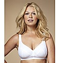 Naturally Close Non-Wired Minimiser Bra