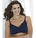 Shapely Figures Pack of 2 Non-Wired Bras