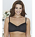 Shapely Figures Pack 2 Non-Wired Bras