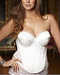Splendour Satin Multiway Basque