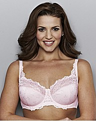 Shapely Figures Underwired Ruby Bra