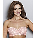 Shapely Figures Lace Multiway Bra