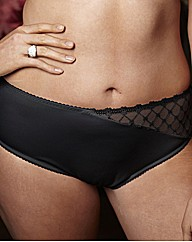 Splendour Diamante Trim Knickers