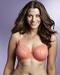Simply Yours Stretch Lace Full Cup Bra