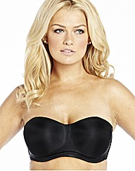 Naturally Close Black Multiway Bra