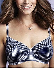 Simply Yours Full Cup Gingham Bra