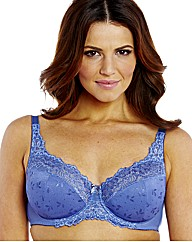 ShapelyFigures Bluebell FullCup Ruby Bra