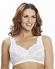 Shapely Figures Back Support Bras