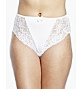 ShapelyFigures Black White Knickers Pack