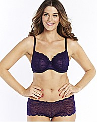 Simply Yours Purple Smoke Full Cup Bras