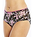 Simply Yours Pink Print Knickers