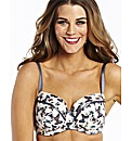 Simply Yours Ivory Print Balcony Bras