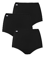 Pk 3 Playtex Maxi Briefs