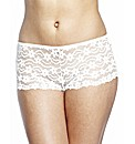 Shapely Figures Pack of 2 Shorts