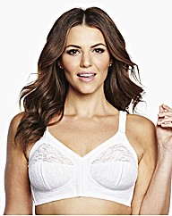 Shapely Figures Front Fastening Midi Bra