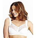 Shapely Figures Pack of 2 Full Cup Bras