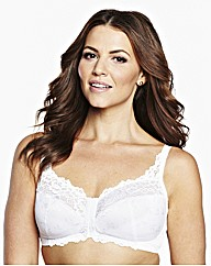 Pack of 2 Front Fastening Bras