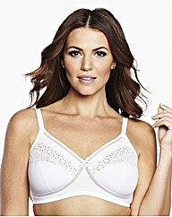 Pack of 2 Non-Wired Full Cup Bras