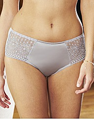 Spendour Satin and Lace Knickers