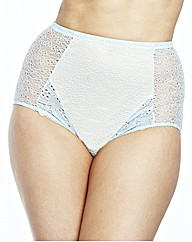 Simply Yours High Waisted Lace Knicker