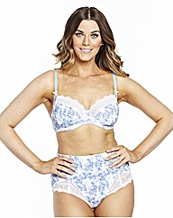 Simply Yours Toile De Jouy Full Cup Bra