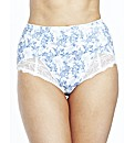 Simply Yours Toile De Jouy Knickers