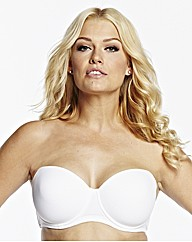 NaturallyClose White Moulded MultiwayBra