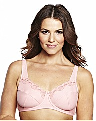 Shapely Figures Peach U/W Full Cup Bra