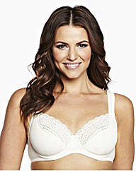 Pack of 2 Ivory Pink Jane Bras