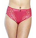 Shapely Figures Pink Mauve Ella Knickers