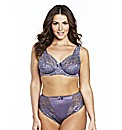 Shapely Figures Pink Mauve Full Cup Bras