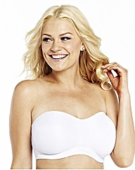 Naturally Close White Multiway Bra