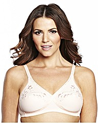 Shapely Figures Peach Cream Bra Pack
