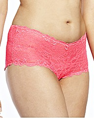 Simply Yours Bluebell Coral Knicker Pack
