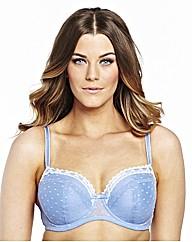 Simply Yours Peach Blue Balcony Bra Pack