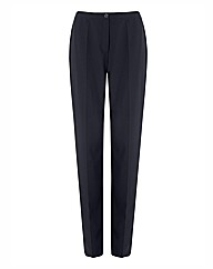 Basler Crepe Tailored Trousers