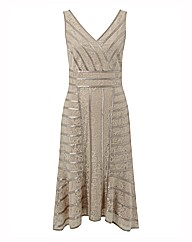 Montique Contours Lace Dress