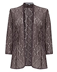 Chesca Luxe Lace Jacket
